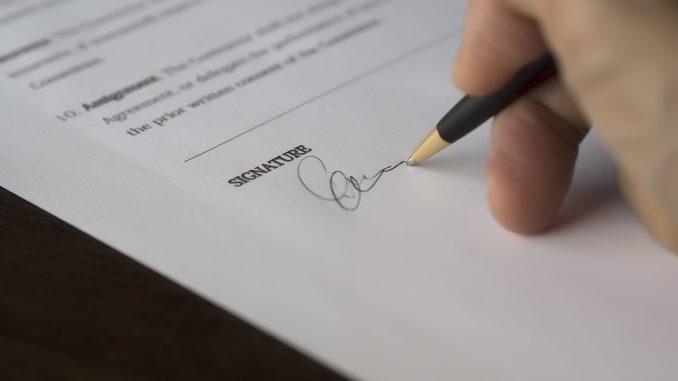 Muster Kader Arbeitsvertrag Fachbibliothek